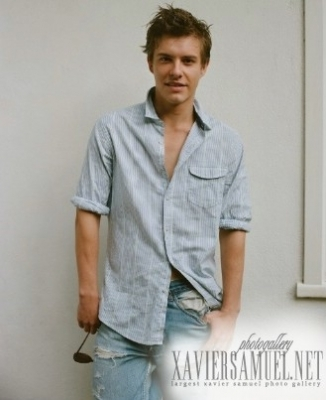 XAVIER SAMUEL <3333 I absolutely adore him! &&&&&&&&&&& He's Aussie! Like me ^_^
