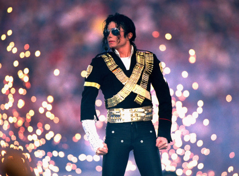 I'm obsessed with Michael Jackson. I think he's the greatest entertainer of all time.
