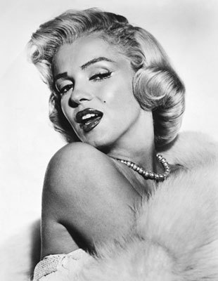 My birthday is June 1st, same as Marilyn Monroe. I mean she's dead and all but she is the only one I can think of.