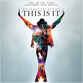 My favorite album cover is This Is It.
