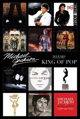 I love all his album covers!