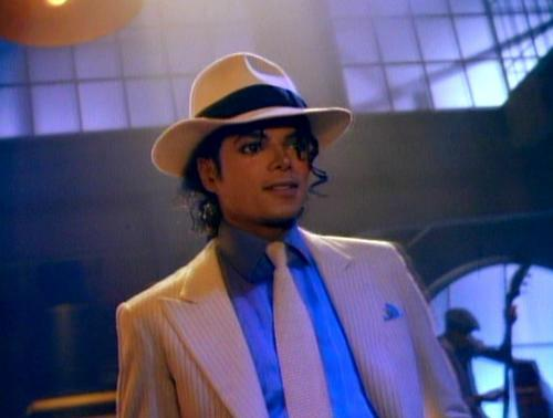I had a werid dream but it was awesome one. Michael was dressed in his Smooth Criminal outfit (like the picture below)and I dressed up in a flapper outfit. It was in a club like in the video, but in a different room with just me and Michael and we where dancing! He did say a word to me but then he left to go somewhere,which I had a feeling he was coming back to finish dancing with me but then I woke up..!