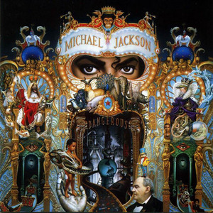 I think all his covers are fab...but I love the Dangerous album cover the most <3<3<3