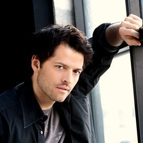 Misha Collins. I absolutely l'amour him!