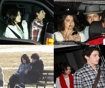 Nick & Selena dating again ?