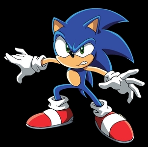 Well i know he is now voiced por Jason Anthony Griffith that hew also voices shadow and jet the hawk