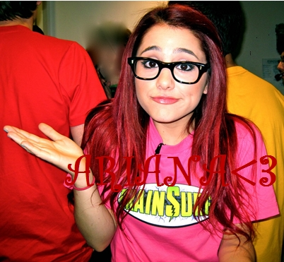 I l'amour Ariana and Cat!