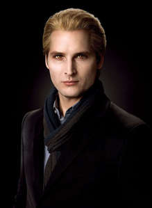 Actually I have two favourite characters - Carlisle and Rosalie..............
