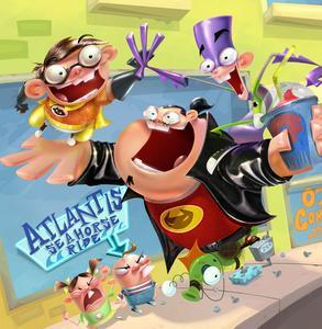 I hate the person who invented THIS show and all the people who helped in the process!!!!! This is the most RETARDED CARTOON on the face of the planet!!!!!!!!!