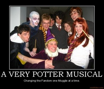 Yes I've watched both! =) The StarKid folks are so full of WIN.