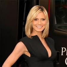 MY fashion icon is Heidi Klum fashion bituin of project patakbuhan and marie claire magazine!