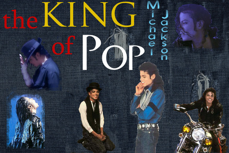 i have alot of pictures of MICHAEL JACKSON but i choice that one ........i think is cute !