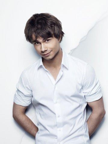 I made it when I loved Alexander Rybak (: And I still l'amour him ^^