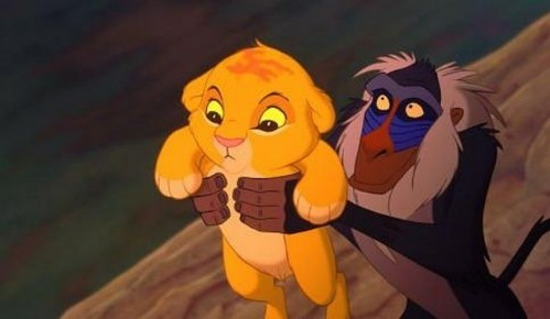 The Lion King, Has been since I can remember <3