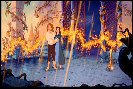 Beauty and the Beast =) I just प्यार the way Belle and the Beast interacts =) And the other charaters are all very good :) And it was released the same साल i was born (it dont make it any better but anymay)