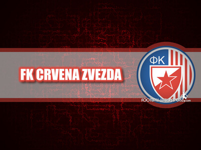That's the picture of my favourite football club. RED STAR-CRVENA ZVEZDA