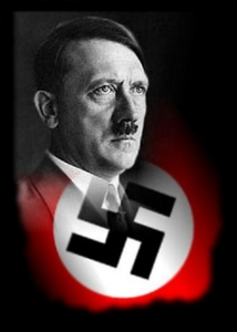 hitler. im not jewish, im christian, but i hate him for what hes done and for all the people he killed.