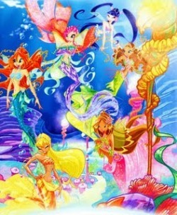 winx mermaids