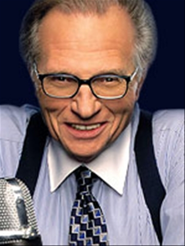 Larry King :)