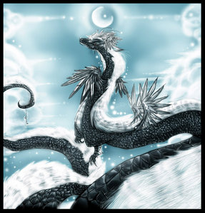 HELL YES!!! Here My Pic!!! YEAH YIN YANG DRAGON XD