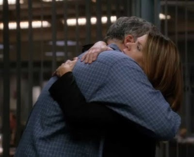 I'm probably going to change it again (like I just did now, to the picture I'll put with the answer) but right now it's Claire Kincaid, my paborito deceased Law & Order character. Picture that I will likely change it to is Gormes, my OTP who are from Law & Order: Criminal Intent hugging in their final scene on the series.