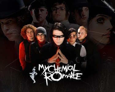 MY CHEMICAL ROMANCE IS ONE OF THE BEST BANDS EVER!!!!!!!!!!