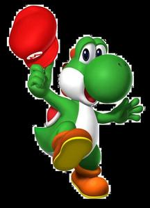 If i did meet yoshi..we would have a blast with each othrt..and this would be the best thing that ever happend to me..well for now..