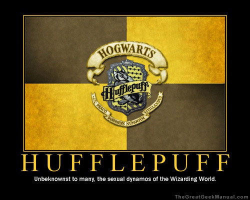 My Houses actually correlates with my preferences! -Hufflepuff (Yay)-71 -Slytherin-65 -Ravenclaw-64 -Gryffindor (boooo)-59