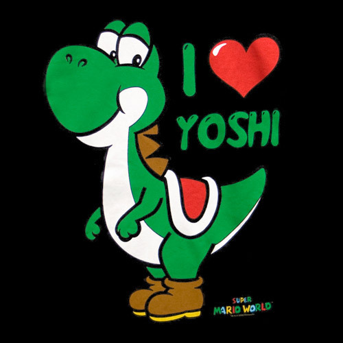 Cause I'm Фан of Yoshi and I was born in 1976 ^_^