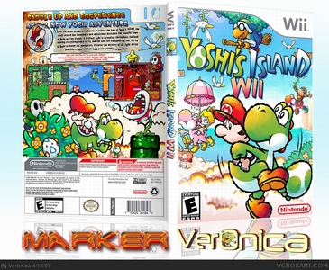 Yes WE Need Yoshi To Come Wii There Need To Be Yoshi Island Comeing Soon don't know when the Data Are due For Yoshi Island They Sould Be 2011 or 2012 ask someone