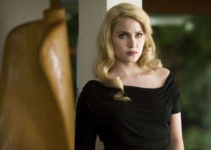 1) Rosalie Hale is #1 (I know, strange. But I don't care) And....well, that's pretty much it. I usually don't look up to anyone...so that's another great thing I like about Rosalie. She's managed to be the very first =D