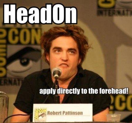 Hottest Robert Pattinson photo yet!!