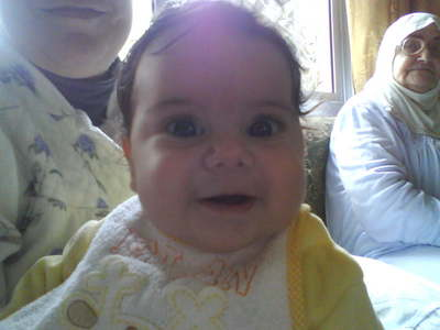 What do u think about my Baby Cousin? Nour.