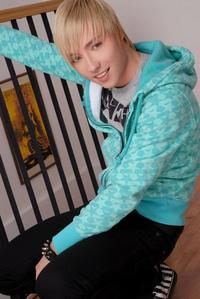 Milan stankovic <3 / In the pic And I Amore Bigbang! <3