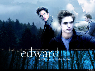 Yay Team Edward!!!!!!!!!!!!!!!!!! All boyfriends should go to Edward Cullen for lessons on how to be the perfect boyfriend.He is so sweet.....yay Edward Anthony Masen Cullen!!!!!!!!!!!