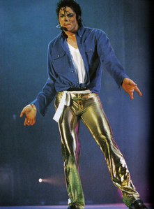 I have the same problem. MJ makes me pervy. especially when he wears those gold pants. Oh, Mikey in those gold pants...*shakes head*