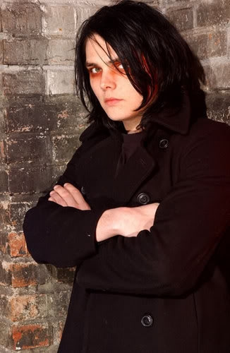 Gerard Way for me is evil!!