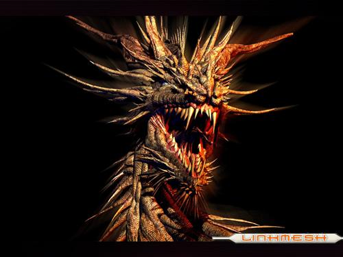 the Golden Demon Dragon is evil!