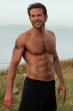 Ask me in an jam and i'm sure my answer would be different but at the moment it's definately Bradley Cooper <3<3<3<3