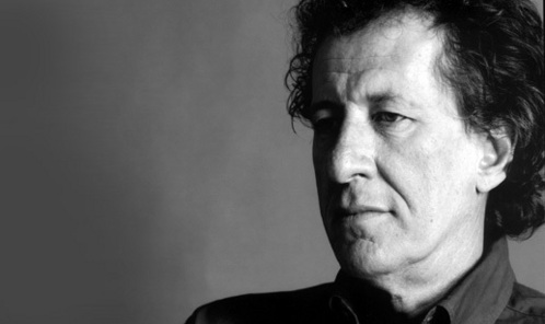 Johnny Depp, but someone already picked him so, my detik favourite is Geoffrey Rush