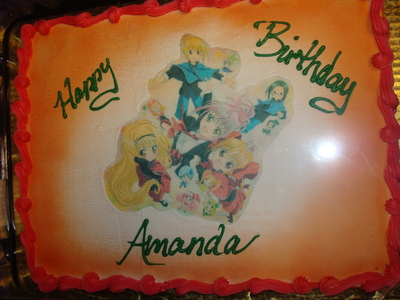 CHOCLATE!!!!!!!!! X3 this is MY b-day cake!