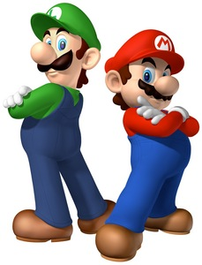 What would आप do if आप met Mario and Luigi in person?