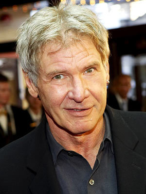 mine is harrison ford