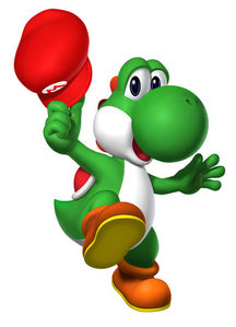 If あなた could meet a Yoshi, what would あなた say :D?