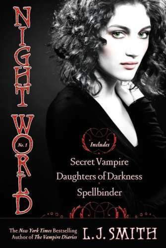 Do you think we could all just read The Night World series? I mean, it has witches (the guys could be considered wizards), vampires (for those Twilighters), werewolves (for the other side of the Twilighters), AND shapeshifters!