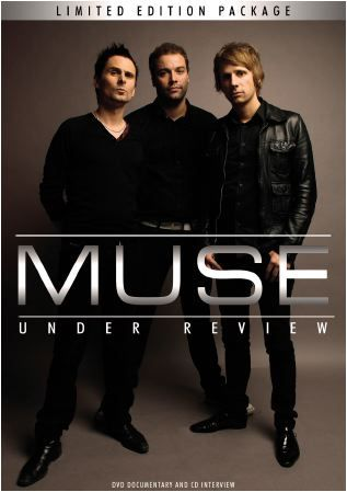Did anyone hear about the new DVD, Muse: Under Review?