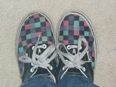 Post a picture of your shoes!!