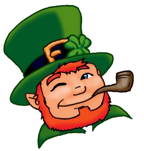HAPPY BELATED ST PATRICK'S DAY!!