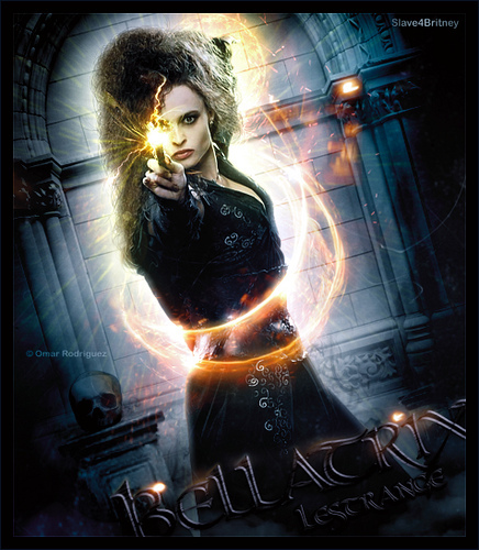 Who do you think is madami evil....Bellatrix or Voldemort?