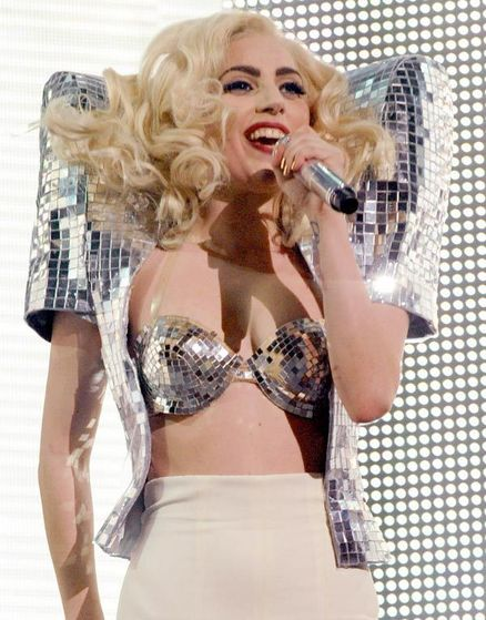 Lady GaGa live from New York